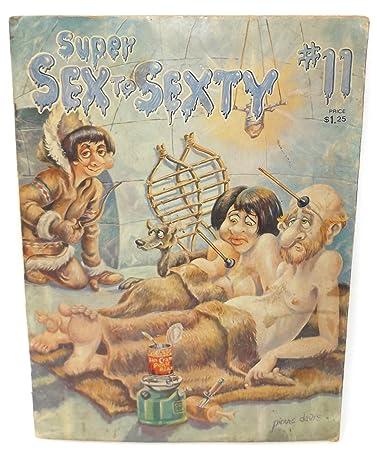 adult cartoon Vintage