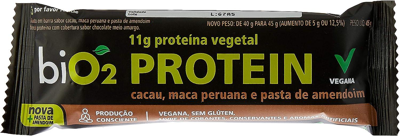 Protein Bar Cacau e Maca Peruana Bio2 40g