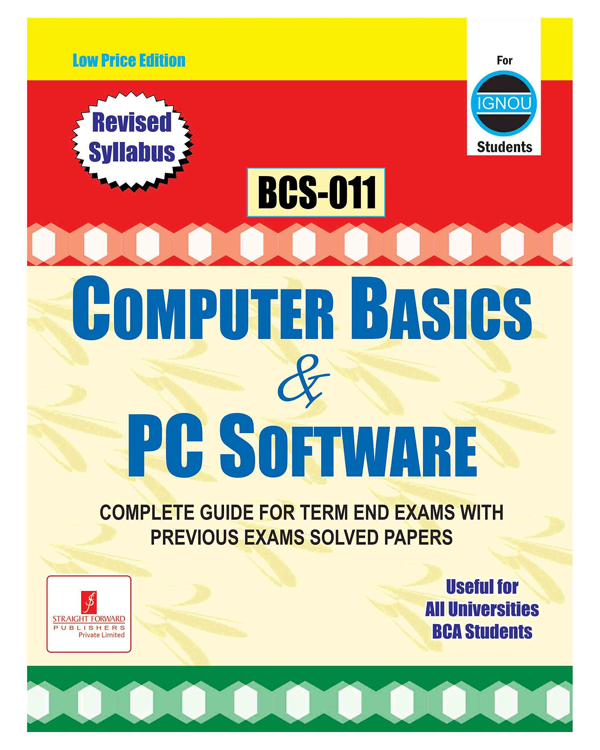Computer Basics And Pc Software