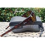 da45cdb5d29 Flextec™ Polarized polarised Polaroid Fishing Sunglasses Yellow Lens Rrp  £49.99