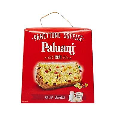 Paluani Classic Panettone Fruit Cake 750 G Amazoncouk Grocery