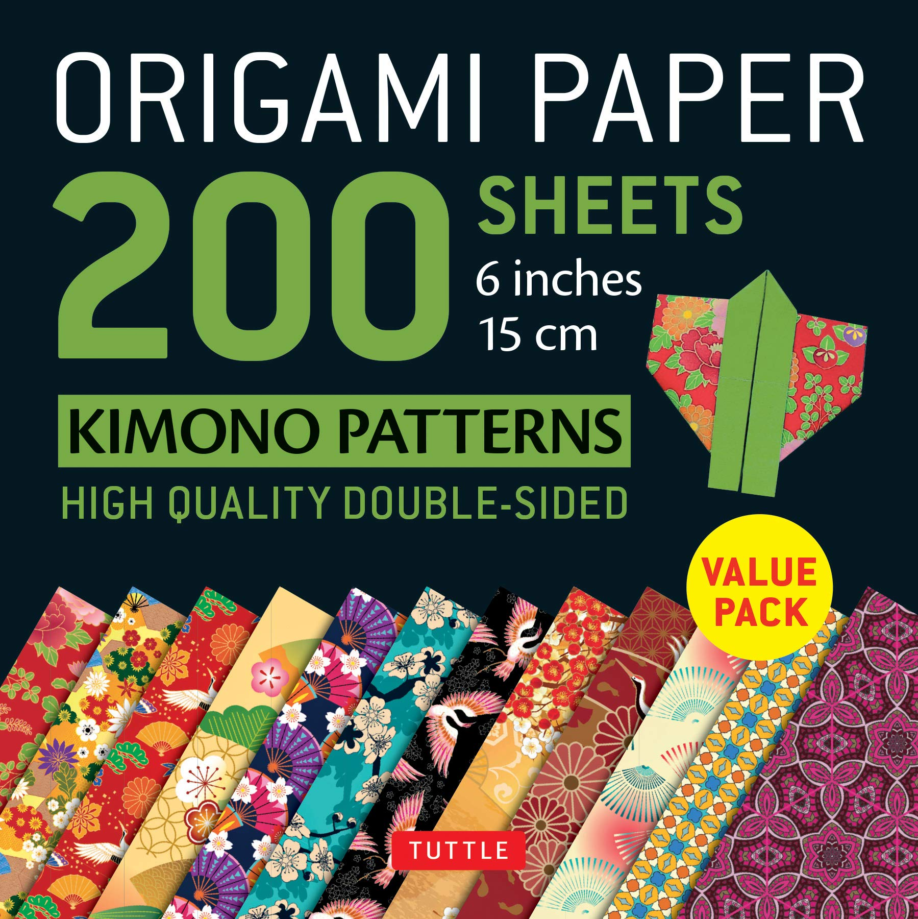origami kimono | NaoCan | Flickr | 1800x1799