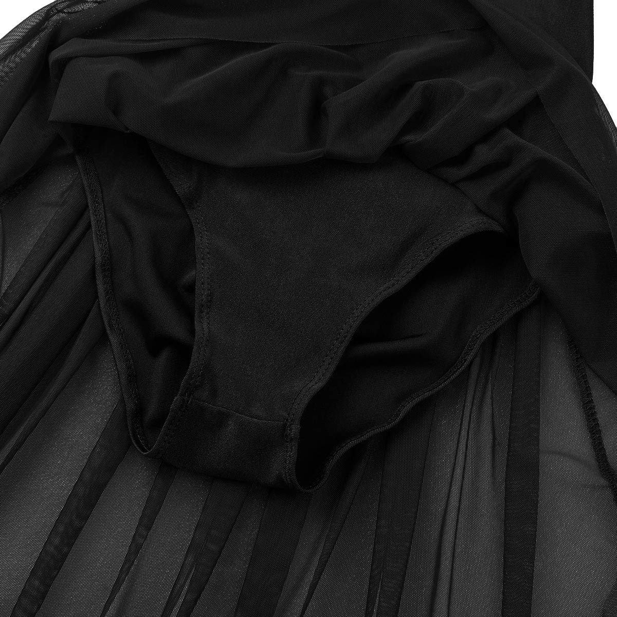 3df757780e02a CHICTRY Robe Danse Latine Fille Robe Danseuse Robe Danse de Salon Rumba  Zumba Salsa Robe de ...