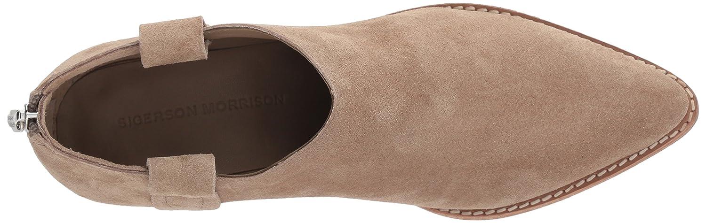 Sigerson Morrison Women's B(M) Dorie Ankle Boot B071JWR1LD 7.5 B(M) Women's US|Sand Suede d94434