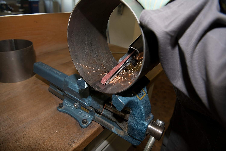 10 mm x 330 mm Klingspor 71112 Bandas para Limas El/éctricas CS 310 XF 100 Grano F4G