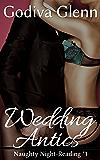 Wedding Antics (Naughty Night-Reading Book 1)