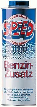 Liqui Moly 5105 Speed Benzin Zusatz, 1 l