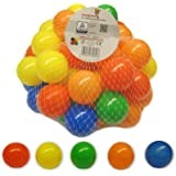 200 x Bälle Plastikbälle Bällebad 5,5 cm Durchmesser (TÜV Test Report vom November 2012)