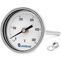 Lantelme Horno de 500 ° c Grados/tandoor, Horno/Parrilla/Fumador/Fumar