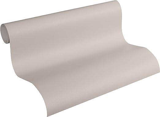 Vliestapete 93790-2 AS Creation Tapete Textil Unis Streifen creme weiß 937902