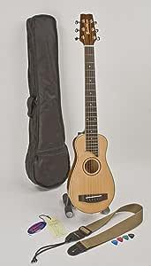Viajes guitarra acústica Cuerdas de acero en Mi Taller de ...