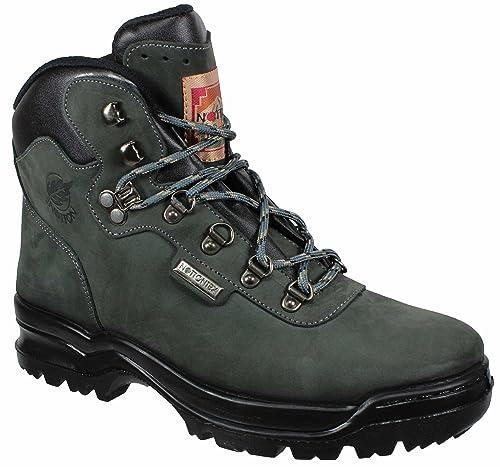 Últimas tendencias calidad confiable estilo de moda Notton 790 Gris - Bota de montaña con Membrana Impermeable