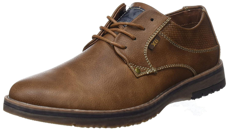 XTI 48180, Zapatos de Cordones Oxford para Hombre