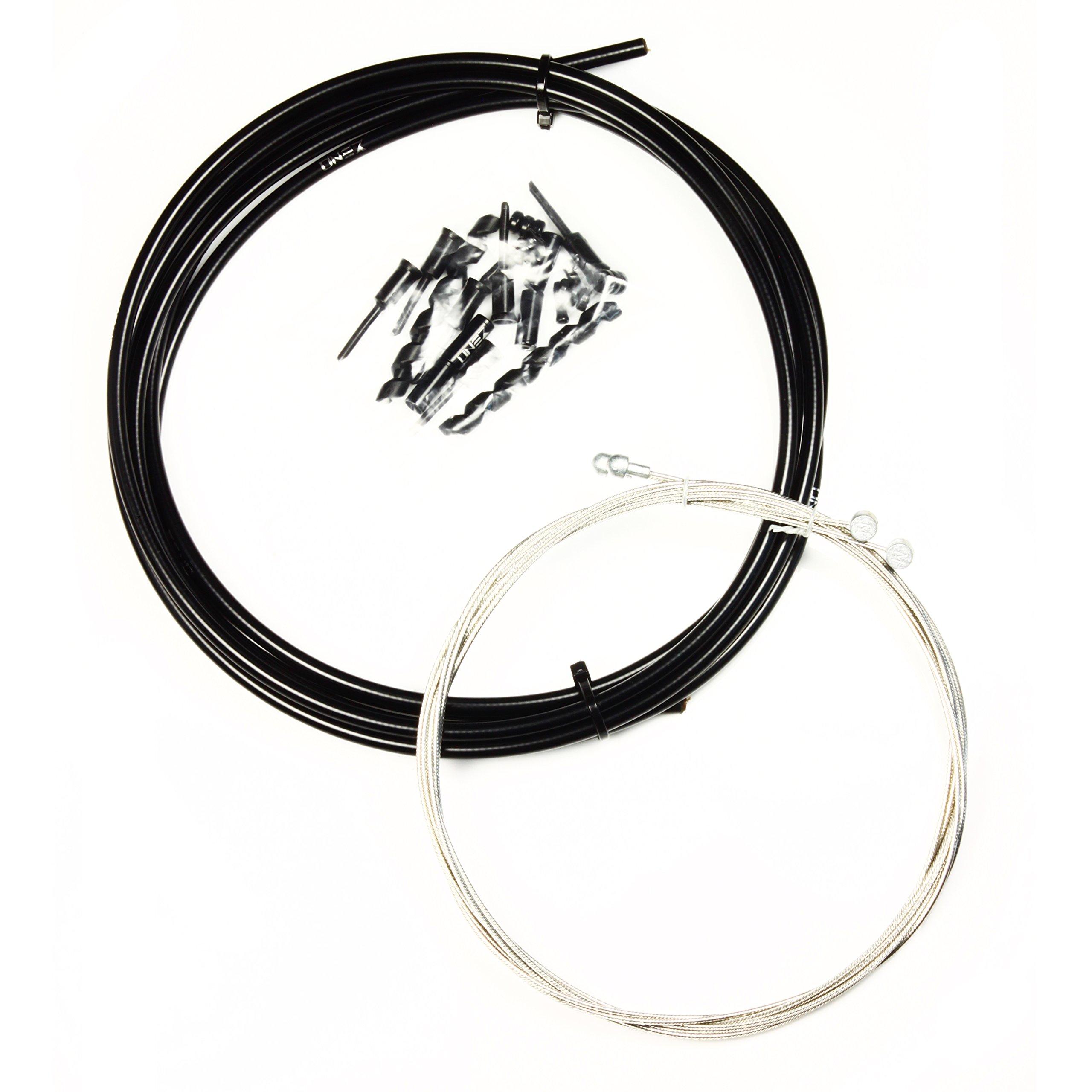 Zeno Bicycle Bike Brake Cable Kit Universal for Mountain Bike and Road Bike