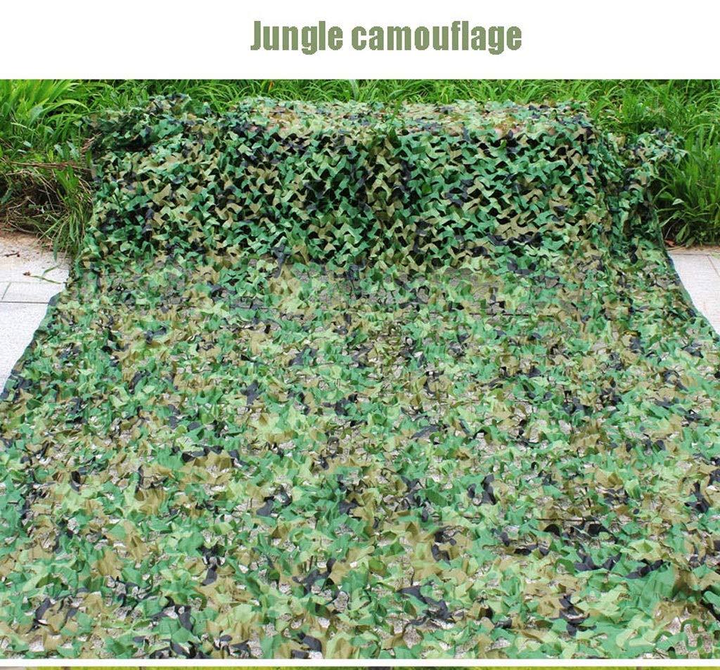 WNZP Camuffamento Camuffamento Camuffamento della Giungla Reti Mimetiche Netti, Campeggio Decorazione Speciale Bosco Giardino, Negozi, Ristoranti, Case, Feste a Tema e Luoghi di Eventi (Coloreee   Jungle, Dimensioni   8m×8m) B07P4LDGH4 8m×8m Jungle | Lussureggiante In Design e07136