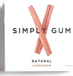 product image for Simply Gum Cinnamon 1 oz each (5 Items Per Order, not per case)
