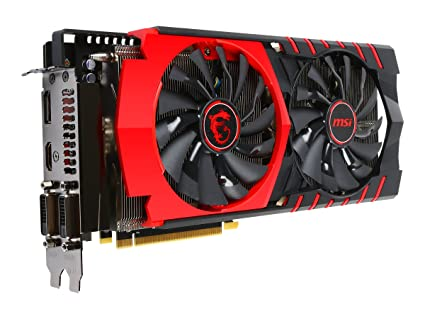 Amazon com: MSI R9 390 GAMING 8G Graphics Card: Computers & Accessories