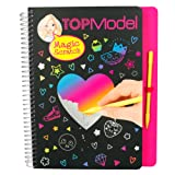 Depesche 8578 - Magic Scratch Buch Topmodel
