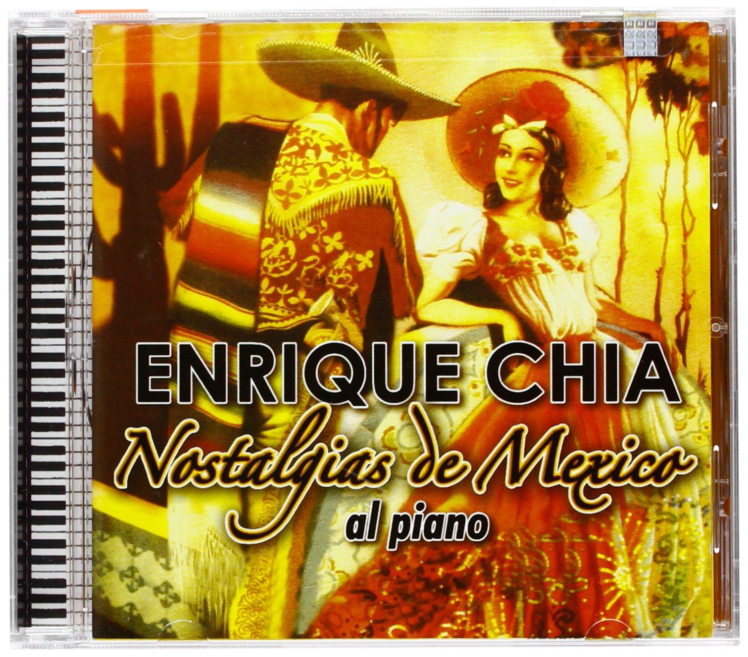 Nostalgia de Mexico: Al Piano