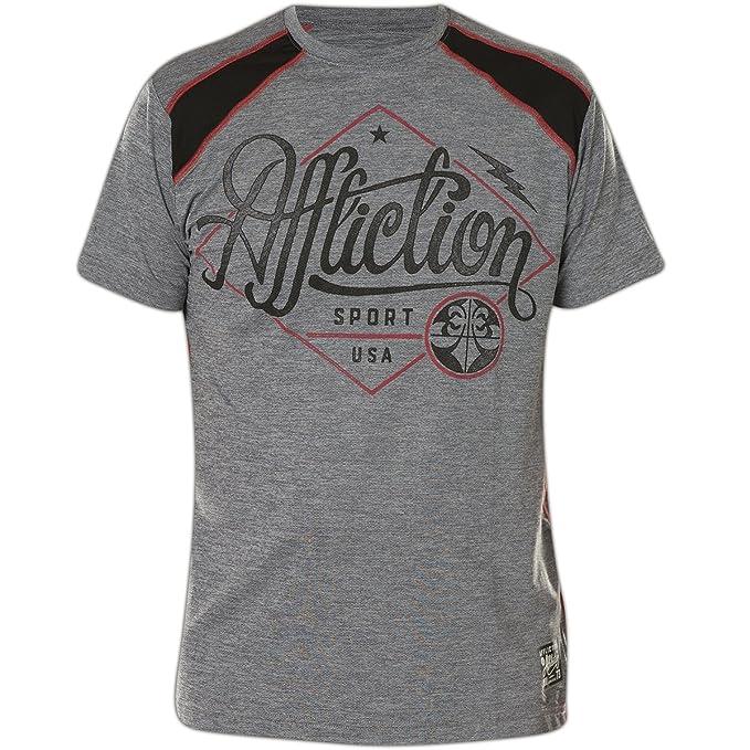 Affliction Sports USA - Camisetas - S Hombres
