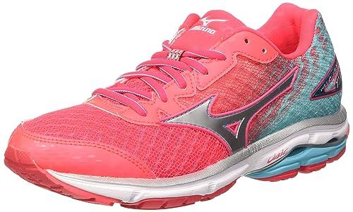 Mizuno Women's Wave Rider 20 (W) Running Shoes: Amazon.co