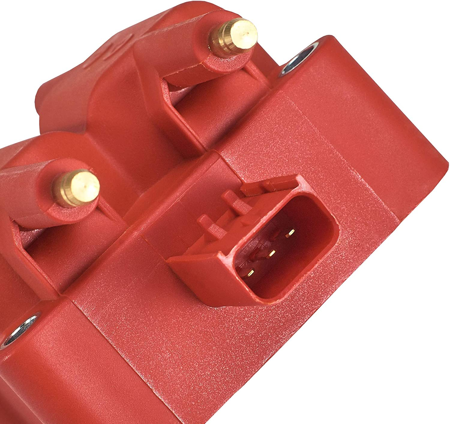 ENA Direct Ignition Coil Pack compatible with 1995-2010 Chrysler Dodge Jeep Mitsubishi Plymouth L4 V10 8.0L 8.3L