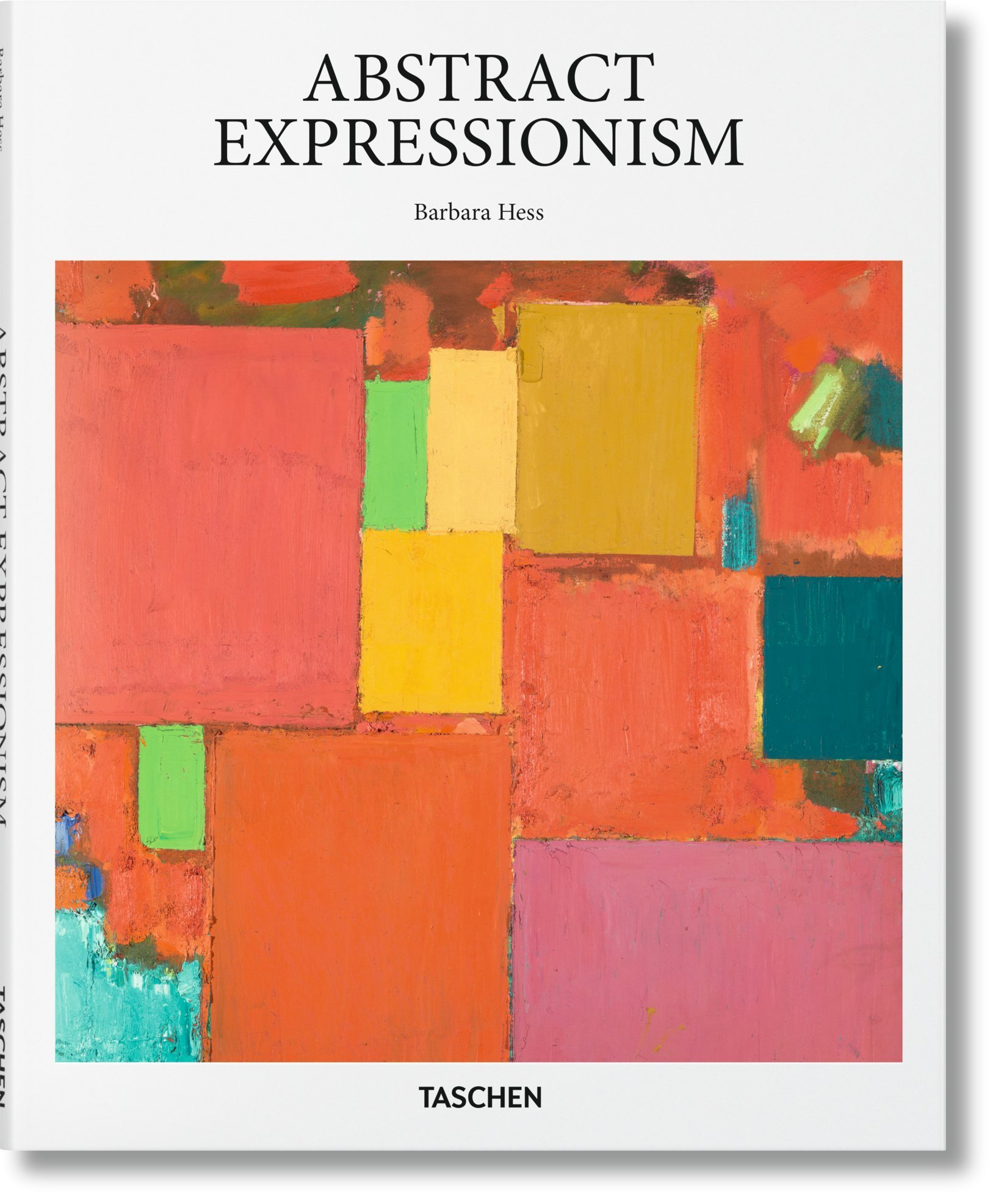 Abstract Expressionism Barbara Hess product image