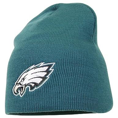30715d436 Philadelphia Eagles Beanie Knit Hat Green Classic Beanie [Apparel]