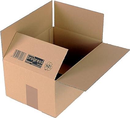 progressCARGO PC K10.03 - Caja de cartón plegable (cartón ondulado ...