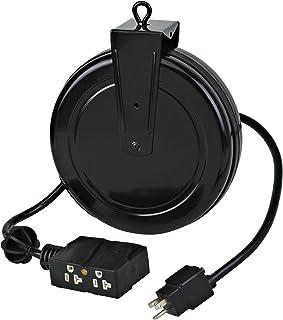 amazon com alert stamping 5020tfc 12 gauge retractable reel with rh amazon com