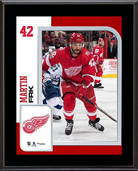 Image Unavailable. Image not available for. Color  Martin Frk Detroit Red  Wings ... 99e5e55e9
