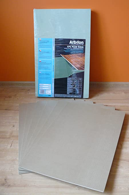 Laminate Flooring Underlay Green Xps Techni Boards 672 Sqm
