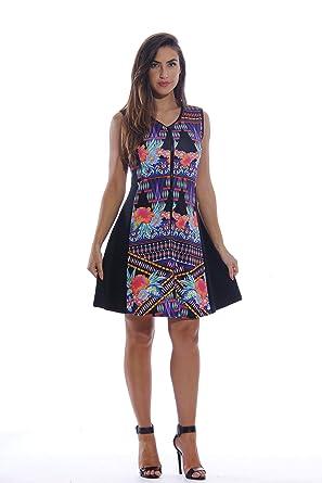 c02cfe7826cb 8899-6-New-XL Just Love Skater Dress   Resort Wear   Summer Dresses at Amazon  Women s Clothing store