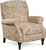 Lane Furniture Chloe Recliner Caramel  sc 1 st  Amazon.com & Amazon.com: Lane Furniture Belle 2550 1573-21 Hi-leg Recliner with ... islam-shia.org