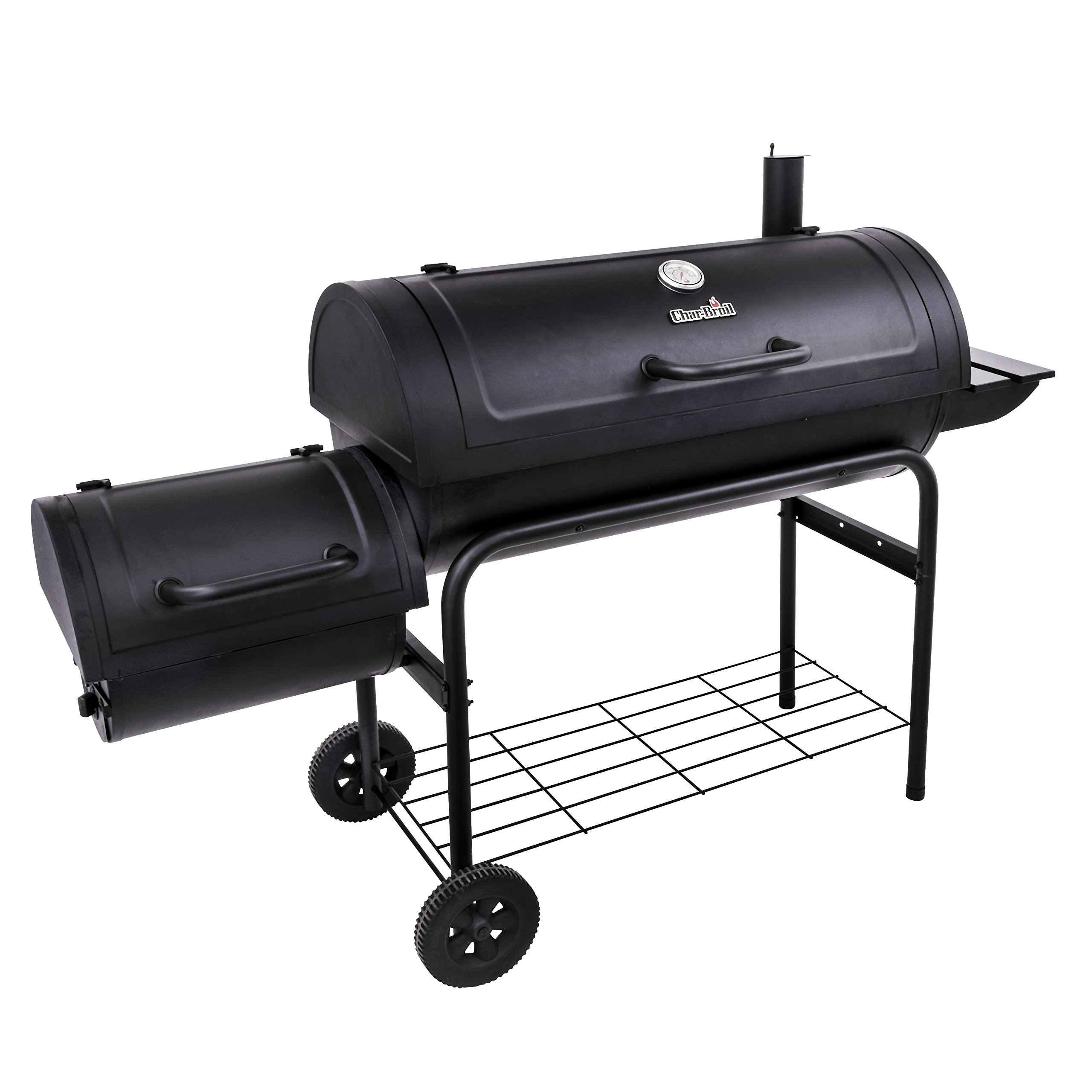 Char-Broil Offset Smoker, 40'' by Char-Broil (Image #1)