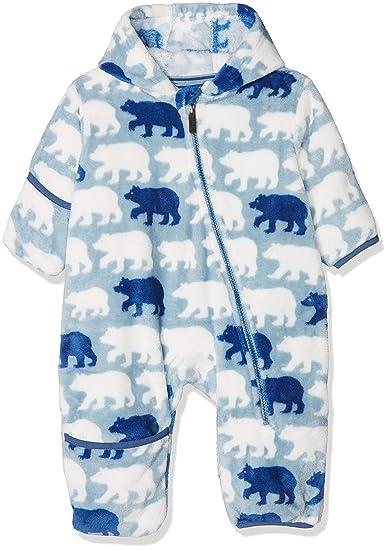 b9b2d3afb5f0 Amazon.com  Hatley Baby Boys Fuzzy Fleece Bundlers  Clothing