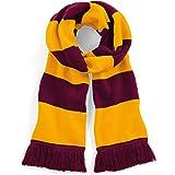 Beechfield Varsity Unisex Winter Scarf (Double Layer Knit)