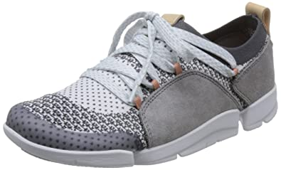 Womens Tri Amelia Low-Top Sneakers Clarks 8kutmim8R