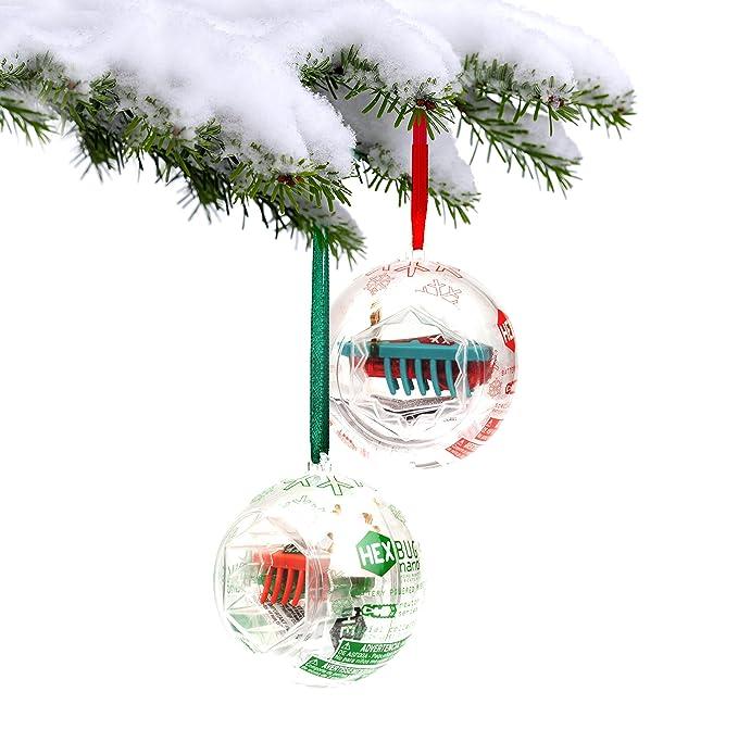 - Amazon.com: Hexbug Nano Christmas Ornament, Random Color: Toys & Games