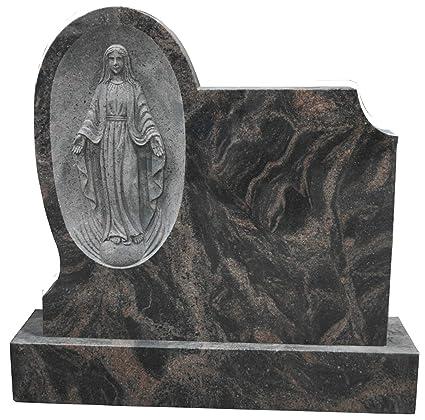 Amazoncom Single Marker Headstone Gravestone Monument 3d