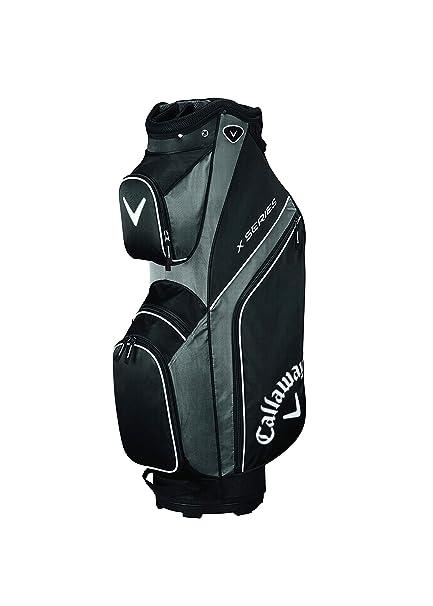 Callaway X Series Bolsa para Palos de Golf, Hombre, Negro ...