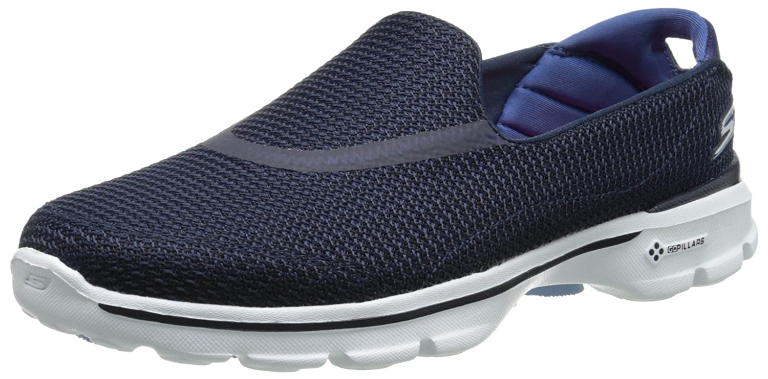 Skechers Gowalk 3 Women s Walking Shoes  Amazon.co.uk  Shoes   Bags 2e7405ca6