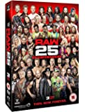 WWE: RAW 25th ANNIVERSARY [DVD]