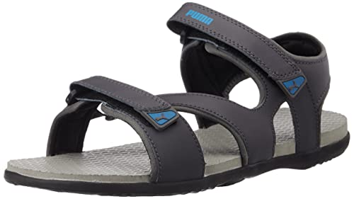 e661384801b7a6 Puma Men s ElegoDP Leather Athletic   Outdoor Sandals  Buy Online at ...