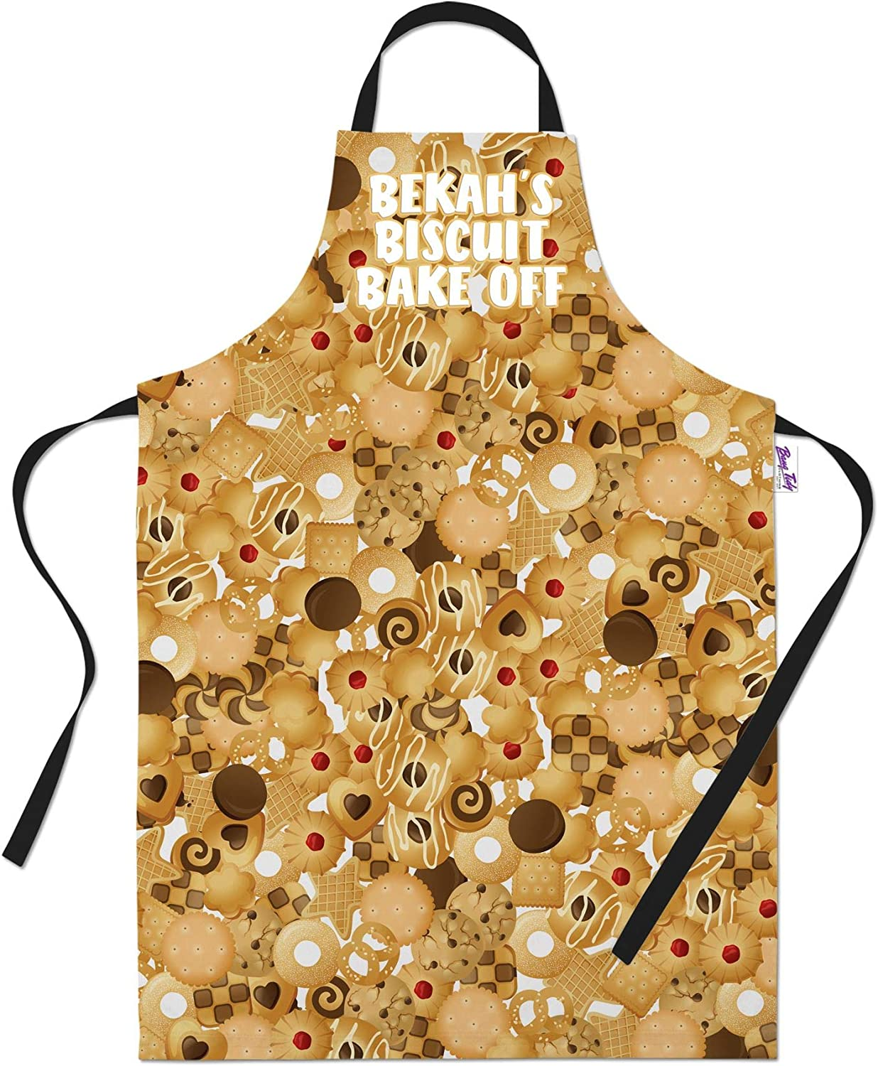 Personalised Baking Apron Queen of the Kitchen Mothers Day Sublimation Apron
