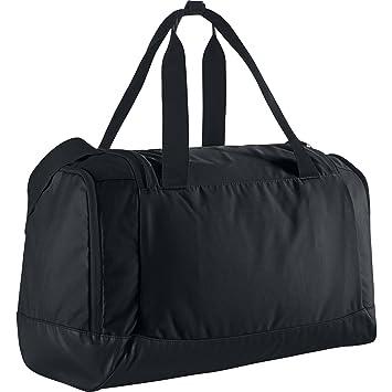 1c0b5422c632a2 Nike Men's Club Team Duffel Bag-Black/White, Small: Amazon.co.uk ...