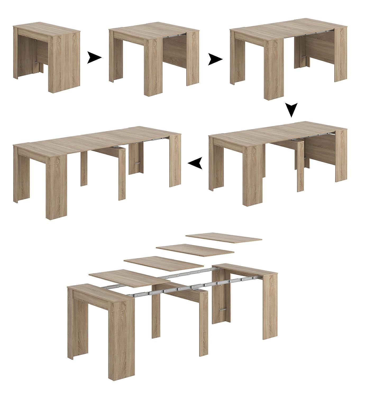 Mesa comedor extensible Las mejores mesas plegables de ...