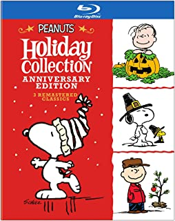 amazon com it s the great pumpkin charlie brown blu ray various