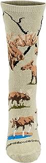 product image for Wheel House Designs Women's Moose Socks