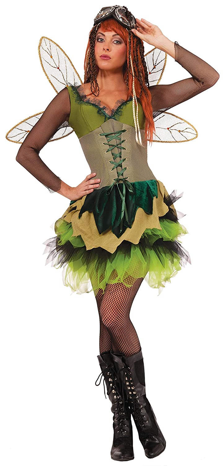 Steampunk Sprocket Pixie Costume